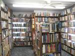 Approximately half of the theology section (with philosophy along the wall left).
